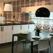 Варианты отделки стен на кухне: фото красивых дизайнов