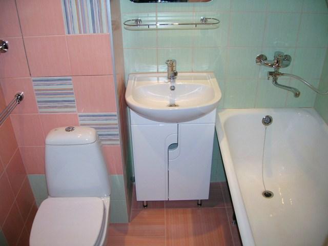 Ванная 150x135 см