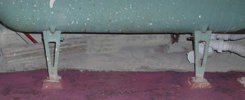 Ножки чугунной ванны
