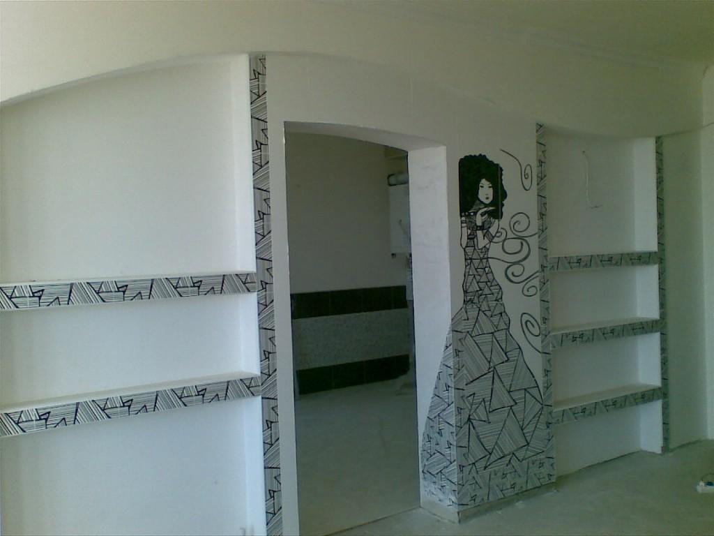 Монтаж арки из гипсокартона своими руками фото 859