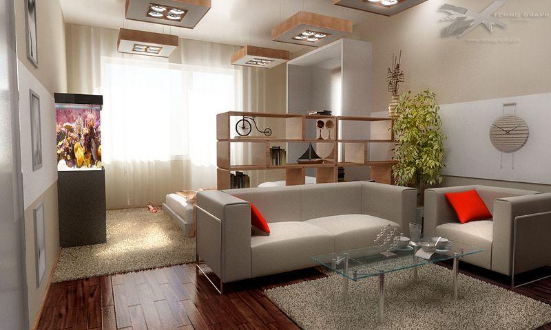 Однокомнатная квартира ремонт своими руками