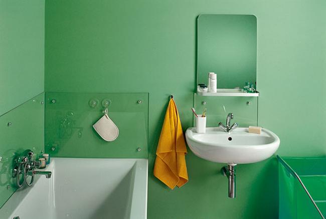 стен фото водоэмульсионная краска для в ванной