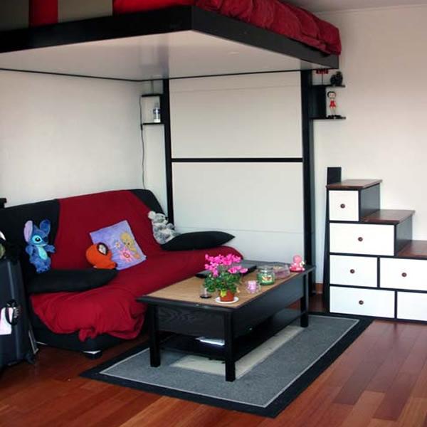 On decoracion de espacios pequenos modernos