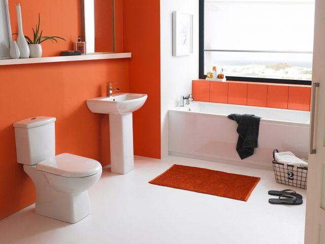 Дешево обделать ванную комнату