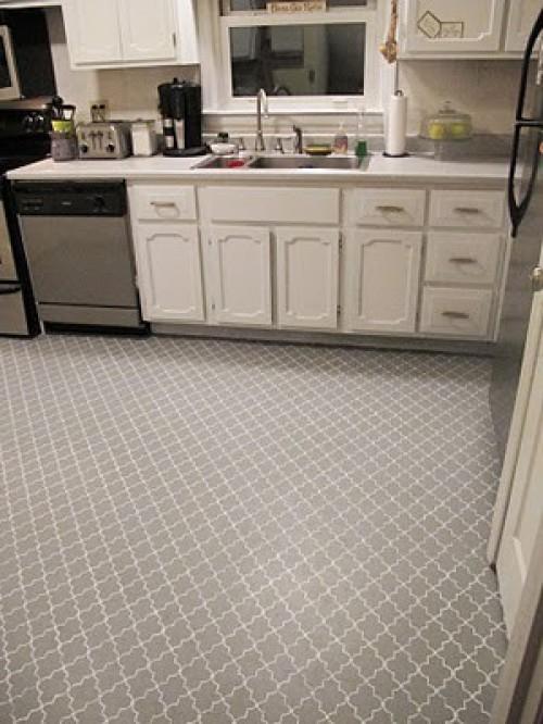 Линолеум для кухни - Ремонт в квартире
