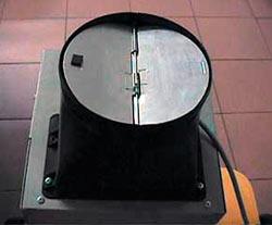 Антивозвратный клапан для вентиляции