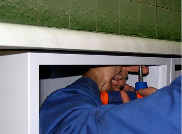 Сборка кухонного гарнитура своими руками