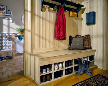 Мебель для маленькой прихожей в хрущевке