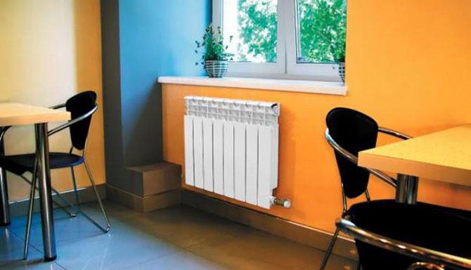 Как выбрать батареи отопления в квартиру