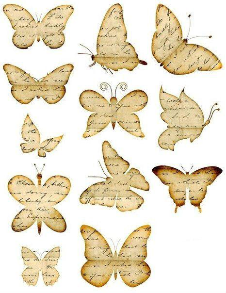 Декор стен бабочками своими руками фото 120