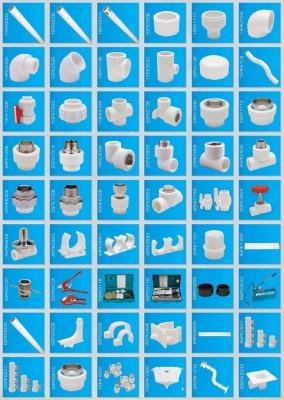 фитинги и инструменты для полипропиленовых труб