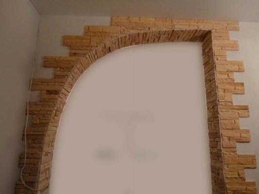 Фото обрамление арок