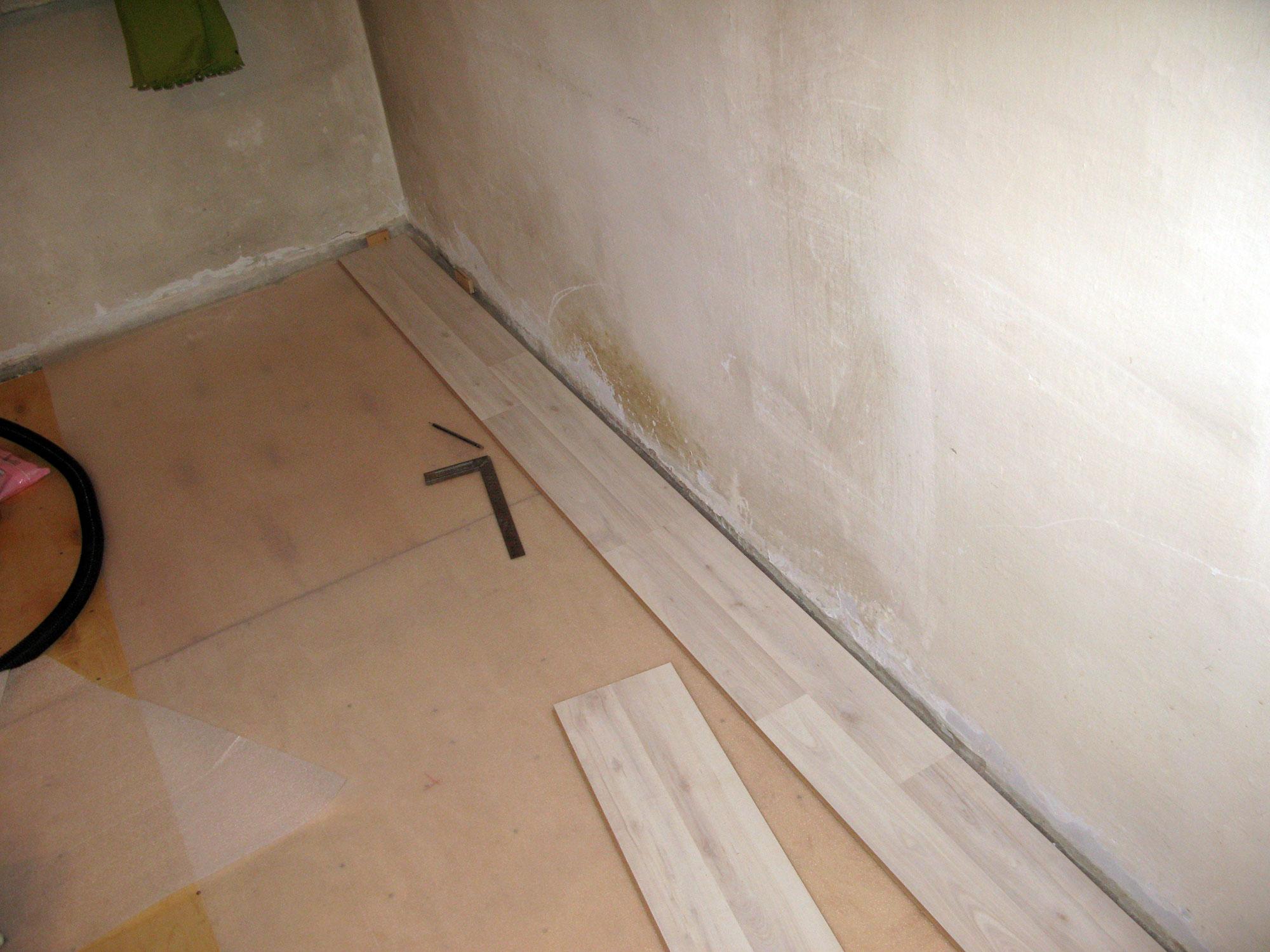 Укладка ламината на деревянный пол: как положить ламинат 92