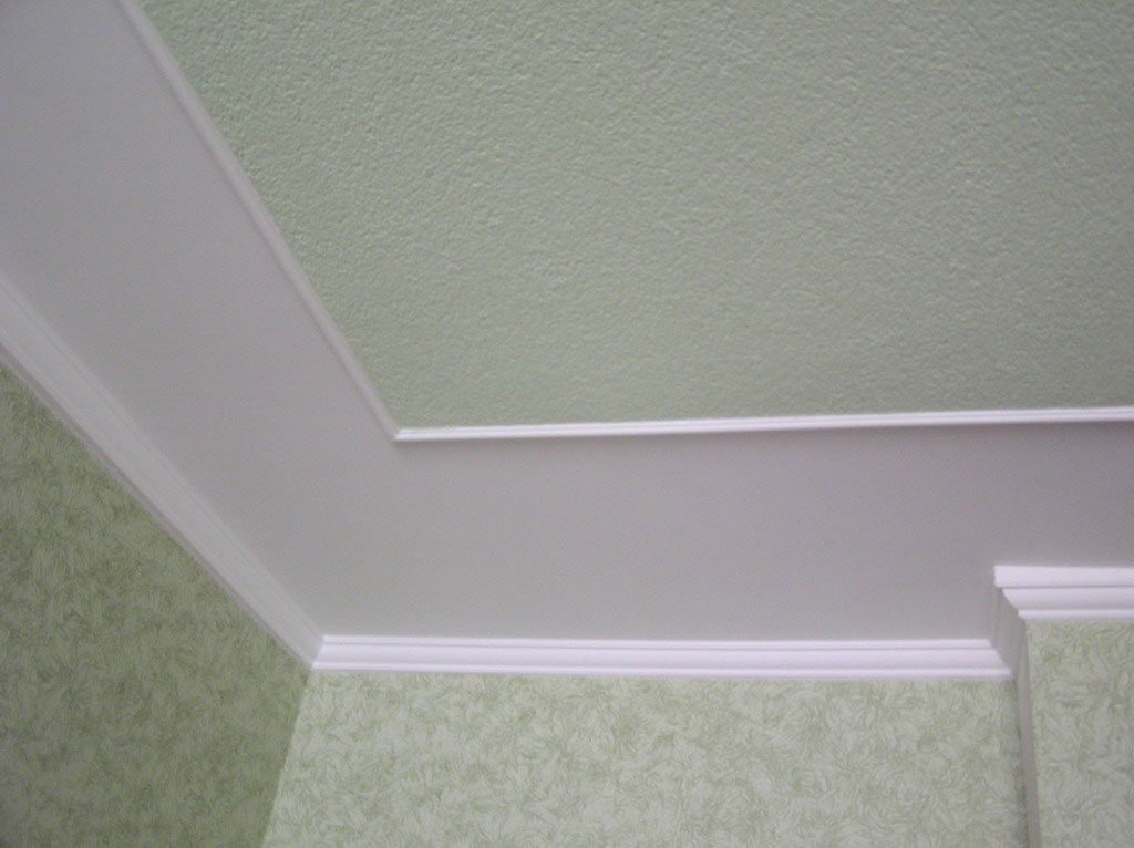 Потолок под покраску фото