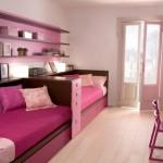 Необычные кровати для двоих детей