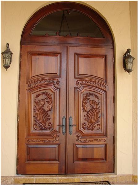 сколько стоят дубовые двери входные