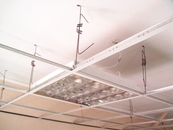 Kako uskladiti strop armstrong