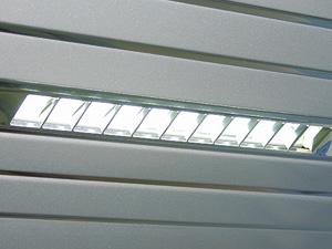 решетки рассекатели для установки светильников