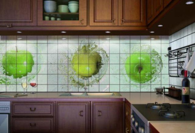 Чем отделать стены на кухне: выбираем декоративный материал, фото интерьеров