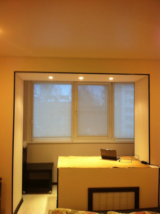 Фото дизайна студии 22 квадратных метра: объединяем комнату .