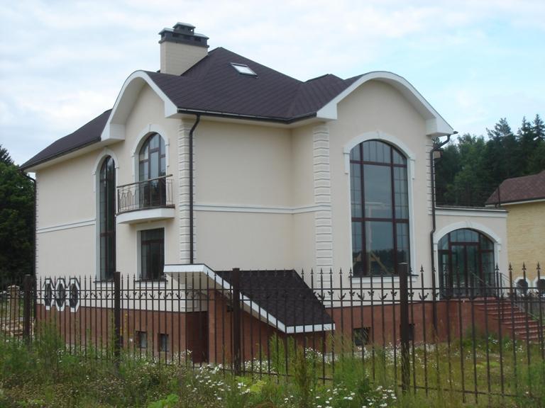 дом из пеноблоков2