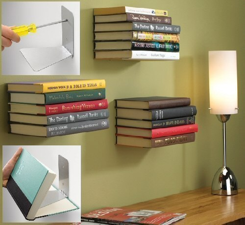 Идея для хранения книг.