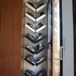 Хранение обуви.