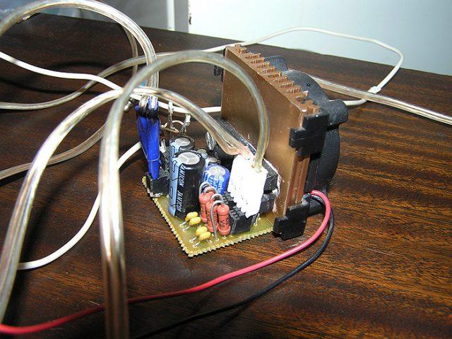 Ремонт компьютерного сабвуфера своими руками 35