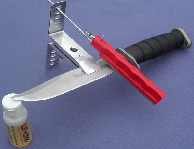 Как заточить нож до бритвенной остроты в домашних условиях