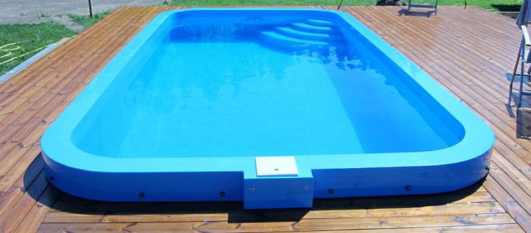 Как сделать бассейн на даче - обзор всех видов, фото
