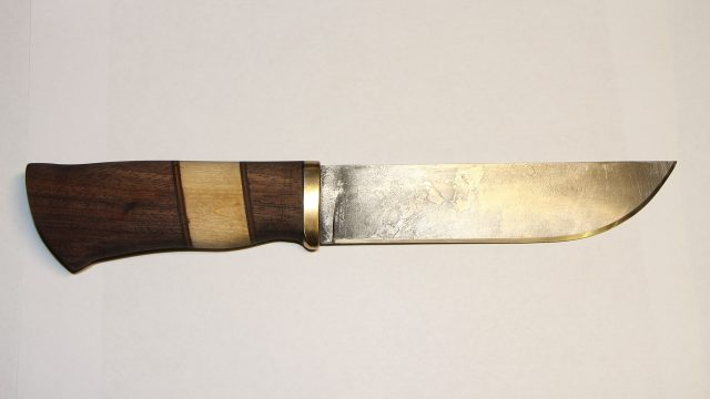 Все о ножах изготовление