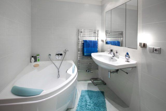 Грамотный ремонт в ванной