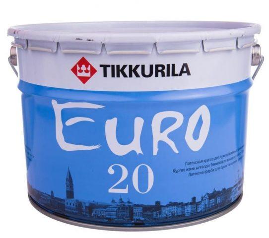 Краска Tikkurila Euro-20
