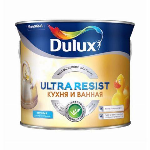 Краска Dulux Ultra Resist