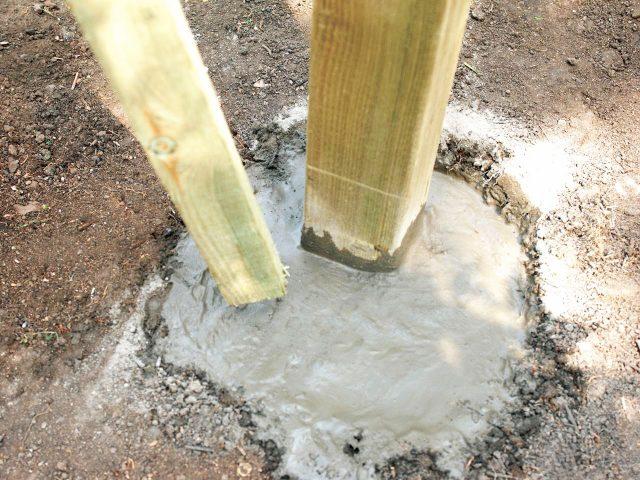 Плюсы заменителя бетона