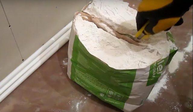Разрезаем бумагу