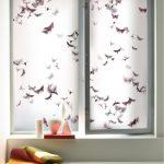 Бабочки на стеклах