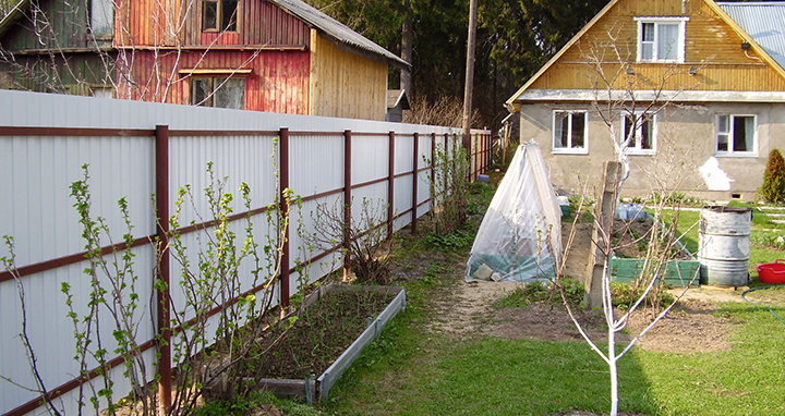 Что делать, если соседи самовольно передвинули забор?