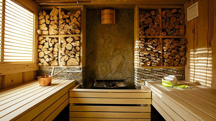 Необычные идеи для декора интерьера в бане
