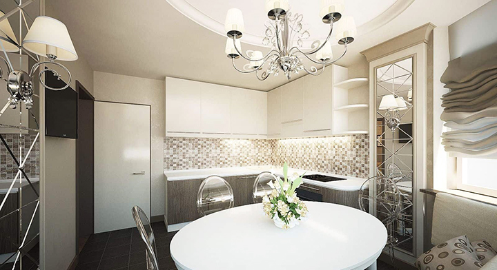 Идеи по дизайну и планировке квартир в доме серии П-44Т
