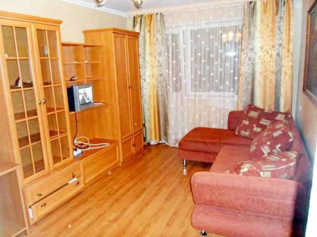 Расположение мебели в квартире