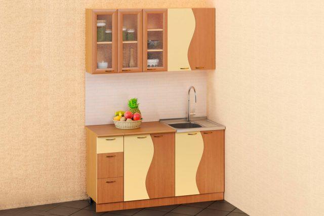 Дешевый кухонный гарнитур