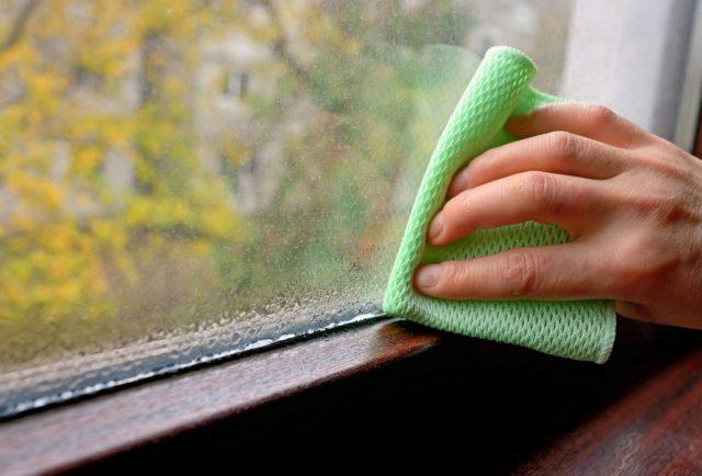 Что сделать, чтобы окна незапотевали