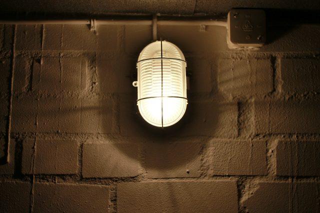 Освещение в тамбуре